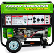 All Power America APG3560CN 6000W 13 HP Propane Powered Generator With Electric Start