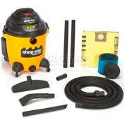 Shop-Vac® 12 Gallon 5.0 Peak HP Wet Dry Vacuum