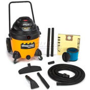 Shop-Vac® 18 Gallon 6.5 Peak HP Wet Dry Vacuum w/Handle