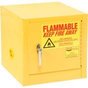 Eagle Compact Flammable Cabinet - Manual Close Door 2 Gallon