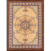 Orientrax Entrance Rug 5' x 8' Thick Mocha