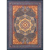 Orientrax Entrance Rug 4' x 6' Thick Sapphire