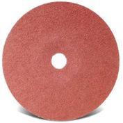 """CGW Abrasives 48028 Resin Fibre Disc 5"""" DIA 120 Grit Aluminum Oxide - Pkg Qty 25"""