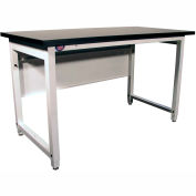 60 x 30 Lab Workbench Fixed Height