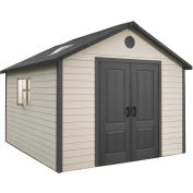 """Lifetime® Storage Building 11 x 13'6"""" with Windows"""