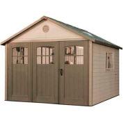 "Lifetime® Storage Building 11 with 18' 6"" Tri-Folding Doors"