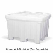 ORBIS Bulkpak CBC4840 IBC Bulk Container Lid Natural 48  x  40