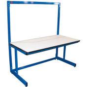 60 x 30 Bench Single Starter Standard Laminate