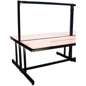 72 x 30 Bench Double Sided  Add-On Standard Laminate
