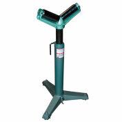 """Vestil Gas Cylinder V Roller Stand STAND-G-V-HP 33"""" to 43"""" Ht. Range 1760 Lb."""