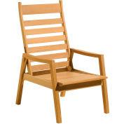 Oxford Garden® Siena Reclining Outdoor Armchair - Natural