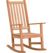 Oxford Garden® Franklin Outdoor Rocking Chair - Natural