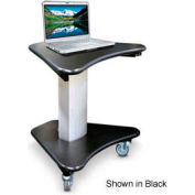 "Telescopic Cart™ - Grey 30""W x 24""D x 28""H"