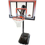 "Lifetime® Portable Basketball System with 50"" Shatter Proof Backboard"