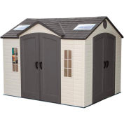 Lifetime 8' x 10' Dual Entry Storage Shed