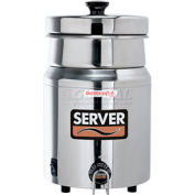 Server 4 Quart (3.8 L) Food Warmer 81000 by Food Warmers