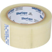 Shurtape® Carton Sealing Tape HP100 48mm x 100m 1.6 Mil Clear - Pkg Qty 36