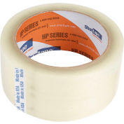 Shurtape® Carton Sealing Tape HP400 48mm x 50m 2.5 Mil Clear - Pkg Qty 36