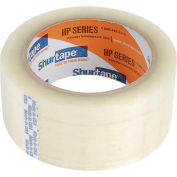 Shurtape® Carton Sealing Tape HP500 48mm x 50m 3 Mil Clear - Pkg Qty 36
