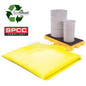 UltraTech Ultra-Spill Bladder System Containment Deck P2 2-Drum 2329
