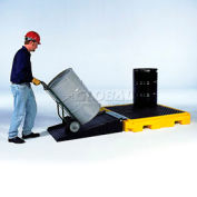 UltraTech Ultra-Spill Pallet Plus Containment Pallet Loading Ramp 0676