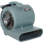 Global Industrial™ 3/4 HP 3 Speed Floor Dryer, Blower
