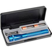 Maglite® SP22117 2 Cell AA Mini LED Flashlight Blue