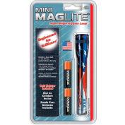 Maglite® M2AAEH Flag-Lite® 2 Cell AA Mini Flashlight & Holster Combo