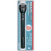 Maglite® S4C016 4 Cell C Flashlight Black