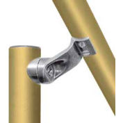 """Kee Safety - L160- 7 - Aluminum Smooth Handrail Fitting, 1-1/4"""" Dia."""
