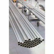 "Kee Safety - Galvanized Gatorshield® Pipe (7 ft x 5 Pcs) Price Per Foot - 1-1/4"" Dia. - Pkg Qty 35"