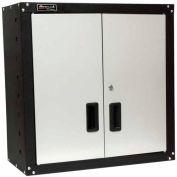 Homak Wall Cabinet GS00727021 2 Door With 2 Shelves