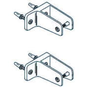 Pilaster to Wall Bracket Kit for Steel Partition