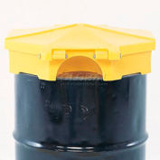 UltraTech Ultra-Bung Access Funnel® 0484 with Hinged Cover & Spout