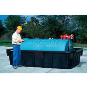 "UltraTech Ultra-1000 Containment Sump® 2832 - 1100 Gallon Capacity with 2"" Drain"