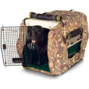 Insulated Kennel Jacket, Large, Realtree Max-4