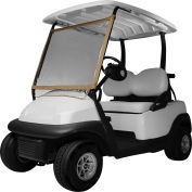 Deluxe Portable Golf Car Windshield