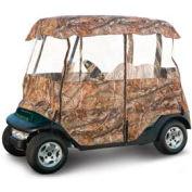 Deluxe Camo Golf Car Enclosure