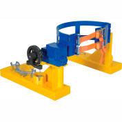 Vestil Fork Mounted Drum Carrier & Rotator DCR-205-20 2000 Lb. Capacity