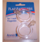 "Flag Fasteners 1"" - Pair - Pkg Qty 6"
