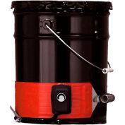 240 Volt Model# DPCS20 BriskHeat Plastic Drum Heater 5-Gallon 150 Watt
