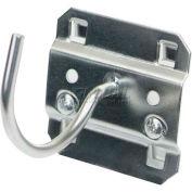 "Stainless Steel 2.25"" Curved LocHook"