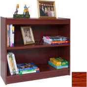 "36"" Laminate Bookcase, Cherry"