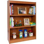 """48"""" Laminate Bookcase, Medium Oak"""
