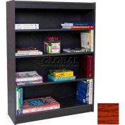 "60"" Laminate Bookcase, Cherry"