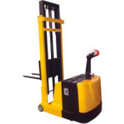 Vestil Fully Powered Counter Balanced Stacker S-CB-118 1100 Lb. Capacity