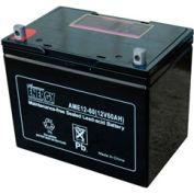 Optional AGM Battery Upgrade AGM-UPG-2-12V for Vestil Fully Powered Counterbalanced Truck