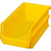 "Storability Bins 5-3/8""D x 4""W x 3""H Yellow (10 pc)"