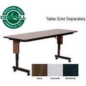 """Correll Set of 4 Casters For 24""""W Adjustable Height Table"""