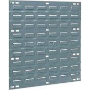 Akro-Mils Steel Louvered Panel 30618GREY - 18 X 19 Grey - Pkg Qty 4